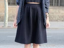 comment porter la jupe en hiver en 10 looks femme actuelle