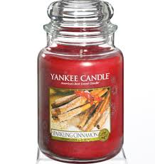 Yankee Candle Pumpkin Apple by Sparkling Cinnamon Stopandsmell Yankeecandle Holiday I Love