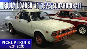 100 Subaru Pickup Trucks You Wont Believe This Check Out The First 1978 Brat