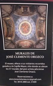 Jose Clemente Orozco Murales Guadalajara by Simón Madrigal Caro On Twitter