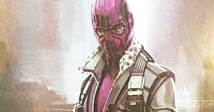 Baron Zemo Captain America Civil War Concept Art Revealed