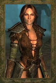 Dread Hunter and Huntress Armor Echo at Skyrim Nexus mods and