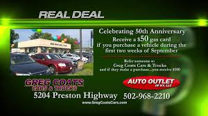 100 Greg Coats Cars And Trucks Real Deal Save At
