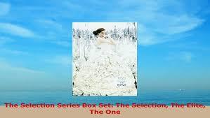Download The Selection Series Box Set Elite One PDF Book 09392e5d
