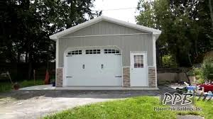 """20' W X 24' L X 10' 4"""" H (ID# 454) - Residential Pole Building ... Garages 84 Lumber Garage Kits Carter Pole Barn 24x30 With And Armour Metals Barns Metal Roofing And Decorating Hammond Building X30 Kitz Inc Sunrise Valley Cstruction Llc Horse Materials For My Equipment Page 2 As Homes King City Mound Patriot Gambrelstyle 1 Story The Yard Great"""