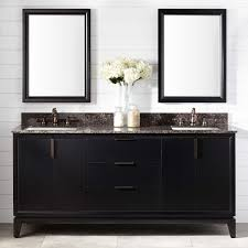 Awesome Black Double Sink Bathroom Vanities High End Ideas Vanity ... Mirror Home Depot Sink Basin Double Bathroom Ideas Top Unit Vanity Mobile Improvement Rehab White 6800 Remarkable Master Undermount Sinks Farmhouse Vanities 3 24 Spaces Wow 200 Best Modern Remodel Decor Pictures Fniture Vintage Lamp Small Tile Design Element Jade 72 Set W Tempered Glass Of Artemis Office
