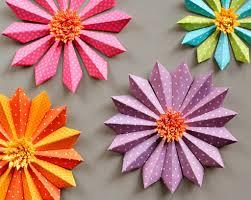 DIY Paper Flower Party Decorations
