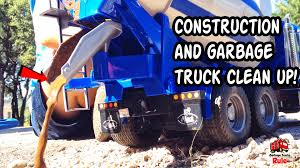 Construction Truck Videos For Children L Cement Mixer Pouring ... Cstruction Trucks Toys For Children Tractor Dump Excavators Truck Videos Rc Trailer Truckmounted Concrete Pump K53h Cifa Spa Garbage L Crane Flatbed Bulldozer Launches Ferry Excavator Working Tunes 1 Full Video 36 Mins Of Truck Videos For Kids Vehicles Equipment The Kids Picture This Little Adorable Road Worker Rides His Tonka Toy Tow And Toddlers 5018 Bulldozers Vs Scrapers