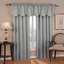 Eclipse Thermaback Curtains Target by Eclipse Thermaback Canova Blackout Window Valance Panel Target