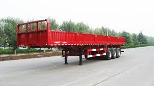 100 Length Of A Semi Truck 13m Length Of Cargo Trailer JYC9390 3 Xles Trailer