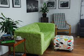 ikea klippan sofa cover luxury crushed velvet 13 colours