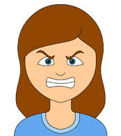 Anger clipart angry mom Pencil and in color anger clipart angry mom