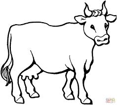 Livre De Coloriage Vache 16519 Velaforcongresscom