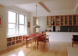 new york dining room table and modern with traditional light