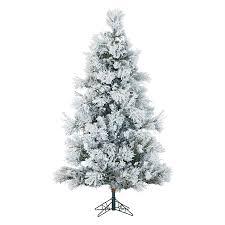 Pre Lit Multicolor Christmas Tree Sale by Shop Fraser Hill Farm 10 Ft Pre Lit Full Flocked Rightside Up
