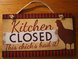 Rooster And Chicken Decorations For Kitchen Closed