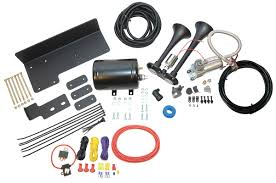 Jeep Wrangler On-Board Air And Train Horns Tips On Where To Buy The Best Train Horn Kits Horns Information Truck Horn 12 And 24 Volt 2 Trumpet Air Loudest Kleinn 142db Air Compressor Kit230 Kit Kleinn Velo230 Fits 09 Hornblasters Hkc3228v Outlaw 228v Chrome 150db Air Horn Triple Tubes Loud Black For Car Universal 125db 12v Silver Trumpet Musical Dixie Duke Hazzard Trucks 155db 200psi Viair System Conductors Special How Install Bolton On A 2010 Silverado Ram1500230 Ram 1500 230 With 150psi Airchime K5 540