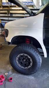 100 Fiberglass Truck Fenders Ford ESeries Fender