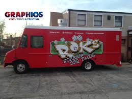 100 Vinyl Wrap Truck 3M Wrap By GRAPHIOS In Chicago Ph 773 4130070