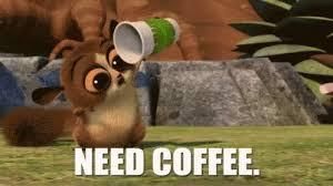 Coffee Need GIF