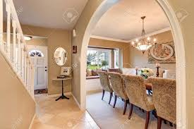 Dining Room Entryway