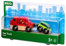 100 Truck Tow Amazoncom BRIO Trusty Toys Games