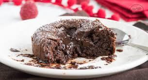 das perfekte lava cake rezept backen macht glücklich