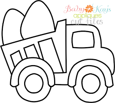 CUT FILE - Egg Dump Truck Outline - Baby Kay's Appliques Turkey Dump Truck Applique Crochet Pattern By Teri Heathcote Pumpkins 3 Sizes Products Swak Embroidery Birthday Tshirt Raglan Jersey Bodysuit Or Bib Hauler Patch Iron On Dumptruck Parlor Christmas Angel Embroitique With Gifts Small Tshirt And Pants Ootza Wootza Blue Orange Embroidered Whosale Halloween Ironon Appliquesdump Walmartcom Customized Trucks
