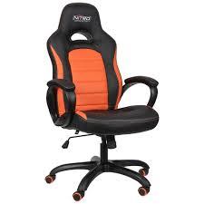 Akracing Gaming Chair Blackorange by Home Nitro Concepts