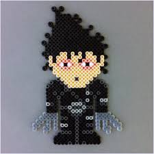 Halloween Perler Bead Templates by Horror Perler Related Keywords U0026 Suggestions Horror Perler Long