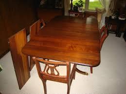 Table Room Walnut Antique Cha Burr Dining Sets Circa Deco ...