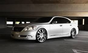 Asanti Wheels the leader in custom luxury wheels White Lexus