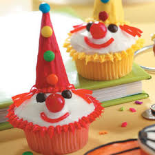 Clown Cupcakes Recipe Photo By Taste Of Home