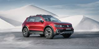 Volkswagen Tiguan Plug In Hybrid Concept Shown In Detroit