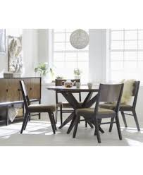 ashton round pedestal dining table furniture macy s