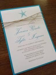LOVE Beach Wedding Invitation Seashells & by JacquelineAnnInvites