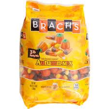 Bad Halloween Candy List by Amazon Com Brach U0027s Pumpkin Mellowcremes Fall Candy 4 5 Pound