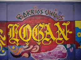 Chicano Park Murals Map by Brown Kingdom Varrio Art Barrio Logan Red Steps