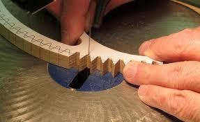 wooden gear clock pattern pdf woodworking