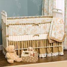 Vintage Iron Crib and Nursery Necessities in Interior Design Guide