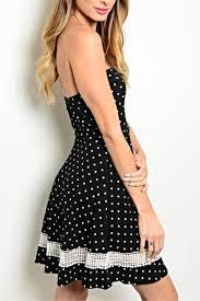 flamingo polka dot dress from michigan by humanity u2014 shoptiques