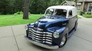 1952 Chevrolet Panel Truck - YouTube