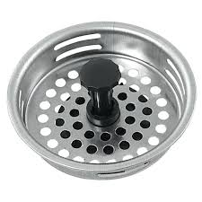 kitchen sink drain stopper lowes walmart kohler pack rubber