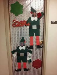 Christmas Classroom Door Decorations Elf by Most Loved Christmas Door Decorations Ideas On Pinterest All About