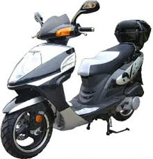 Buy ROKETA 150CC SPORT R GAS SCOOTER MOPED For Sale