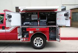 Master Body Works Commercial Cab Command Los Angeles Fire Department ...