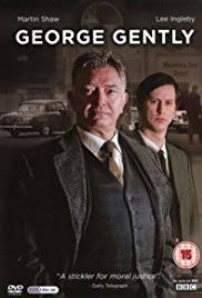 The Burning Bed Cast by Inspector George Gently