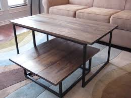 diy coffee table 9 steps with pictures