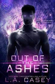 Out Of The Ashes Maji 1 By LA Casey