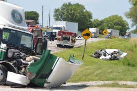 100 Old Dominion Truck Headon Collision Leaves Two Dead News Perryvillenewscom